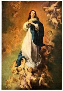 Immaculate Conception - Bartolomeo Murillo