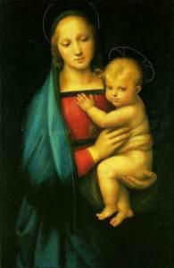 Madonna dell Granduca - Raphael