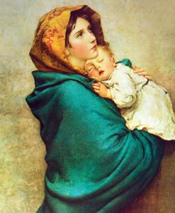 Madonna of the Streets - Ferruzzi