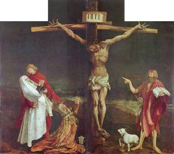 The Crucifixion - Matthias Grünewald