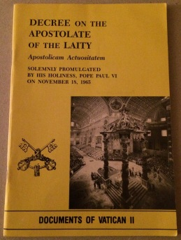 Laity Vatican II cover