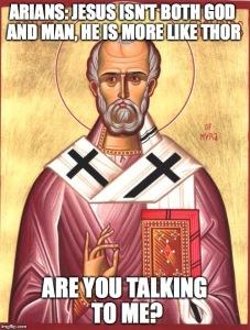 St. Nicholas Meme