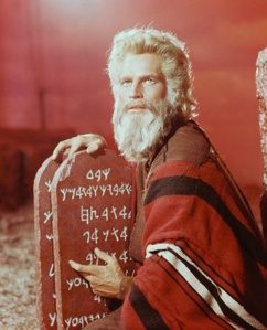 Charleton Heston - 10 Commandments