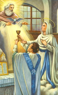 Mary and Priesthood