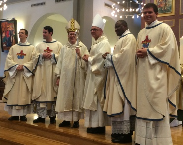 Diocese of Phoenix Ordinations 2016