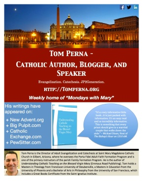 Tom Perna Flyer