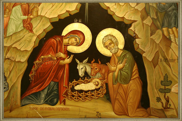 Резултат с изображение за birth of Christ