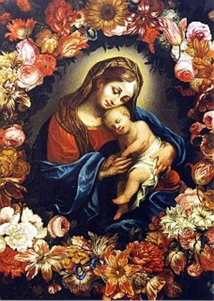 Image result for mother of God flowers