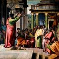 Raphael – St. Paul. Preaching in Athens