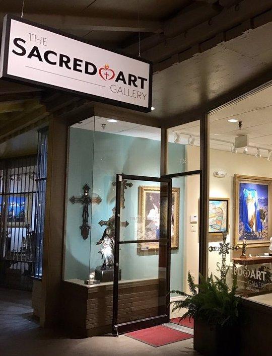 Sacred Art is Inspiring and Flourishing…in Scottsdale, Arizona – TOM