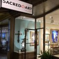 Sacred Art Gallery Front Display