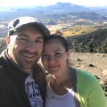 Top of San Francisco Peaks – first time we said I love you
