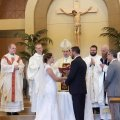 Wedding Vows with all Bishop and Priests