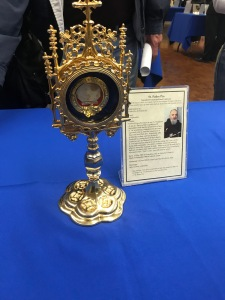 166 Relics, the Lives of the Saints, and now our 3rd Class Relics